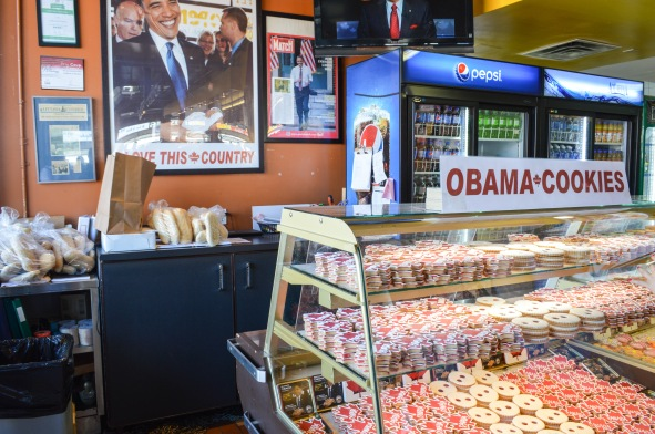 Obama biscuits